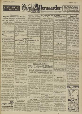 De Vrije Alkmaarder 1950-06-07