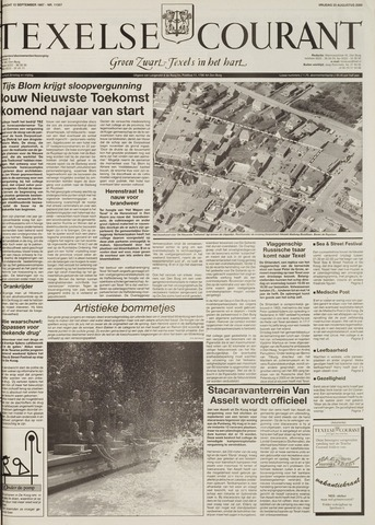Texelsche Courant 2000-08-25