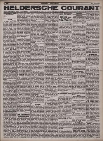Heldersche Courant 1918-08-01