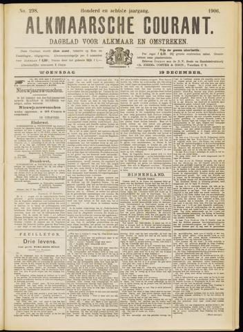 Alkmaarsche Courant 1906-12-19