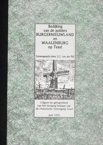 Uitgave Historische Vereniging Texel 1995-06-15