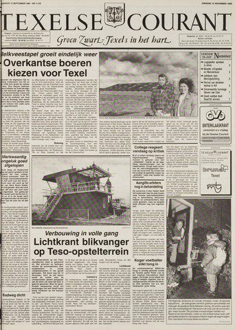 Texelsche Courant 1996-11-12