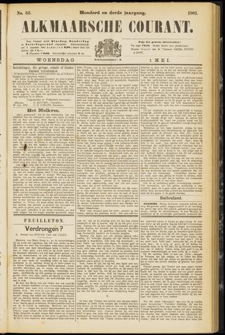 Alkmaarsche Courant 1901-05-01