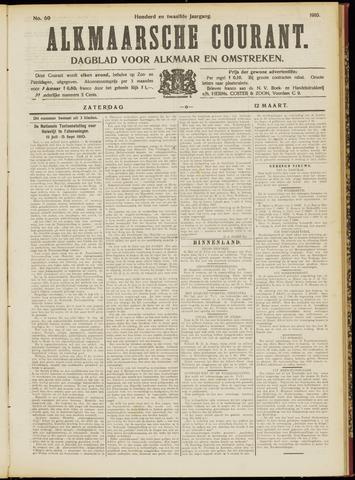 Alkmaarsche Courant 1910-03-12