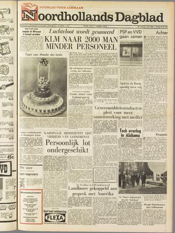 Noordhollands Dagblad : dagblad voor Alkmaar en omgeving 1963-05-10