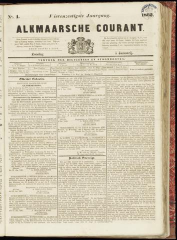 Alkmaarsche Courant 1862-01-05