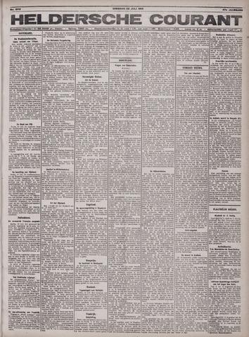 Heldersche Courant 1919-07-22