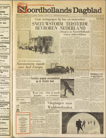 Noordhollands Dagblad : dagblad voor Alkmaar en omgeving 1962-12-31