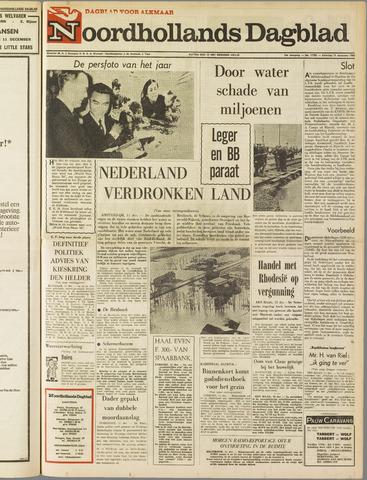 Noordhollands Dagblad : dagblad voor Alkmaar en omgeving 1965-12-11