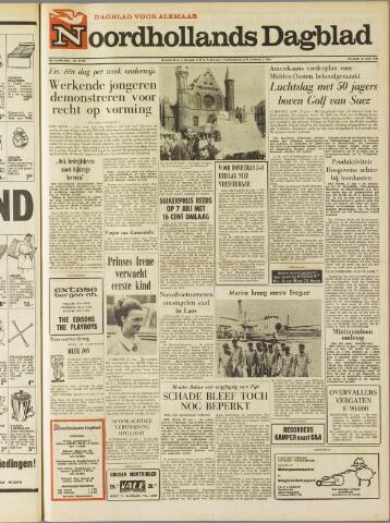 Noordhollands Dagblad : dagblad voor Alkmaar en omgeving 1969-06-27