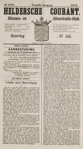 Heldersche Courant 1872-07-27