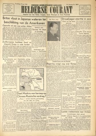 Heldersche Courant 1950-06-29
