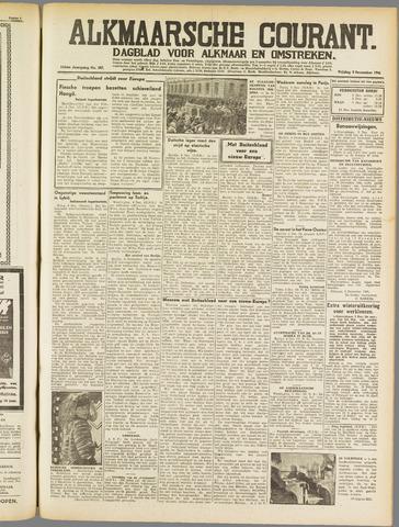 Alkmaarsche Courant 1941-12-05
