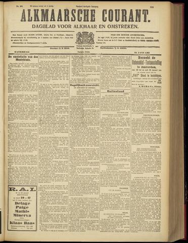 Alkmaarsche Courant 1928-01-21
