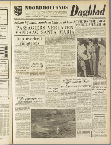 Noordhollands Dagblad : dagblad voor Alkmaar en omgeving 1961-02-01