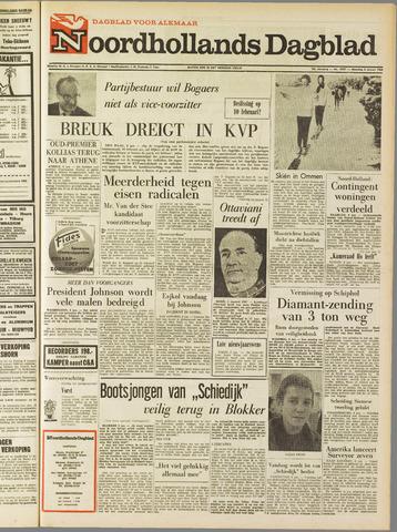 Noordhollands Dagblad : dagblad voor Alkmaar en omgeving 1968-01-08
