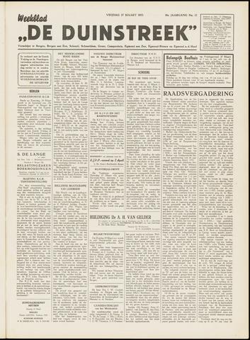 De Duinstreek 1953-03-27