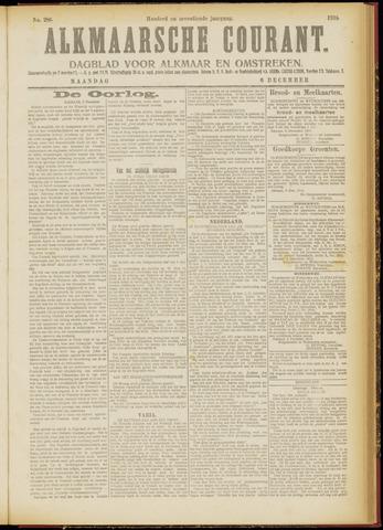 Alkmaarsche Courant 1915-12-06