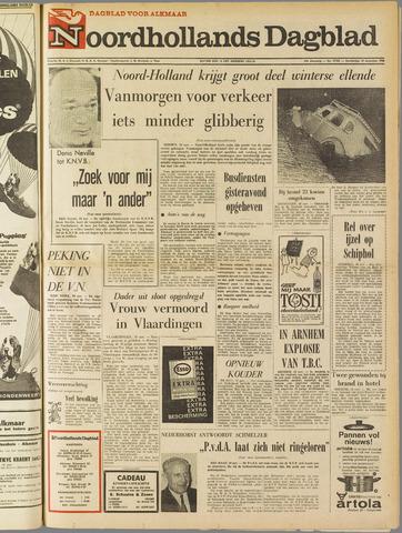 Noordhollands Dagblad : dagblad voor Alkmaar en omgeving 1965-11-18