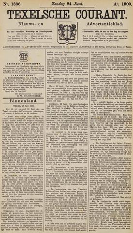 Texelsche Courant 1900-06-24