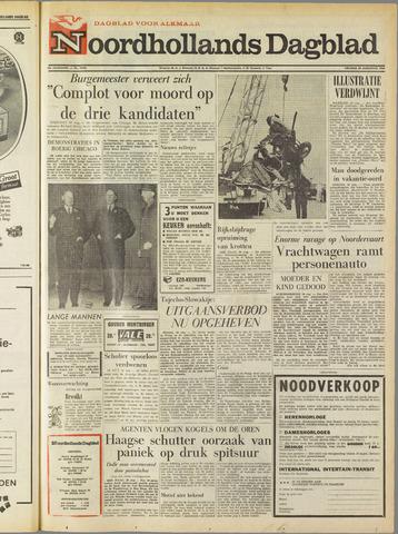 Noordhollands Dagblad : dagblad voor Alkmaar en omgeving 1968-08-30