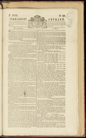 Alkmaarsche Courant 1846-05-04