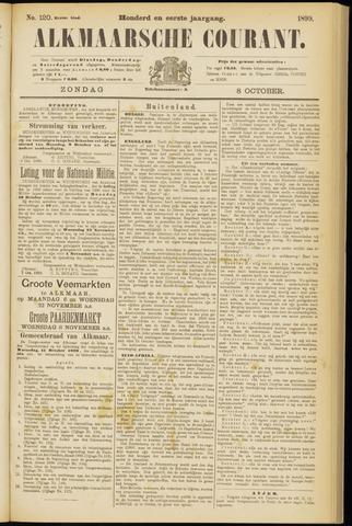 Alkmaarsche Courant 1899-10-08