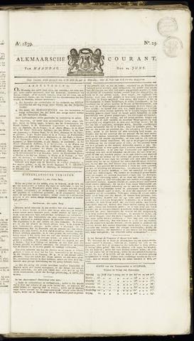 Alkmaarsche Courant 1839-06-24