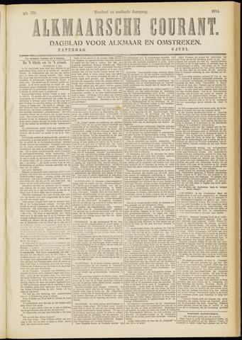 Alkmaarsche Courant 1914-06-06