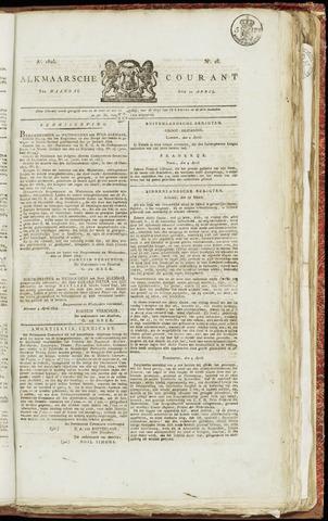 Alkmaarsche Courant 1825-04-11
