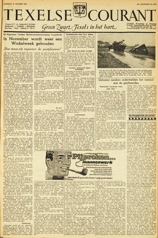 Texelsche Courant 1950-10-21