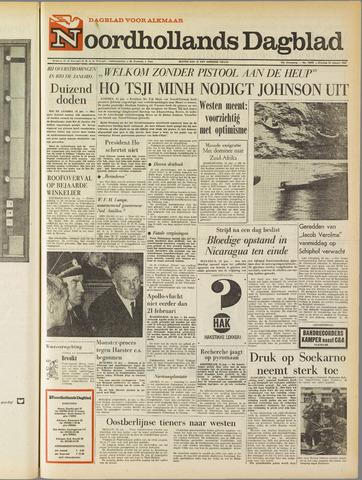 Noordhollands Dagblad : dagblad voor Alkmaar en omgeving 1967-01-24