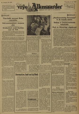 De Vrije Alkmaarder 1947-06-04