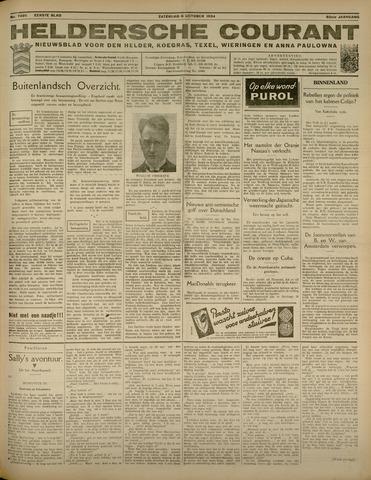 Heldersche Courant 1934-10-06