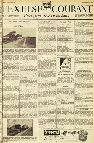 Texelsche Courant 1956-08-11