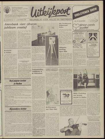 Uitkijkpost : nieuwsblad voor Heiloo e.o. 1985-11-06