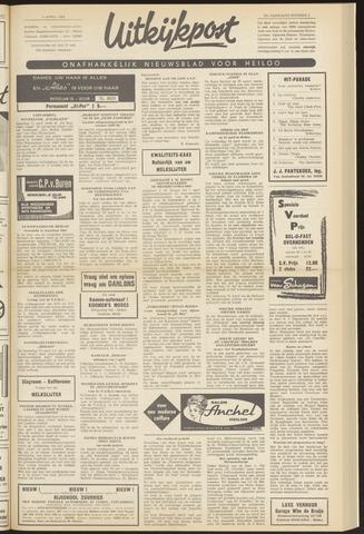 Uitkijkpost : nieuwsblad voor Heiloo e.o. 1964-04-09