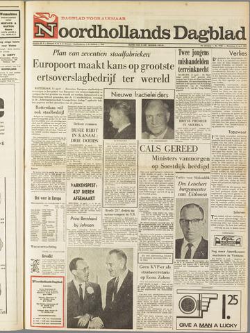 Noordhollands Dagblad : dagblad voor Alkmaar en omgeving 1965-04-14