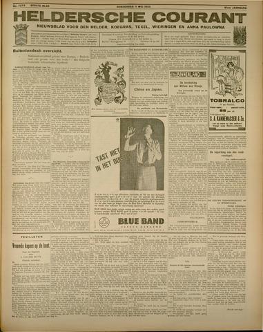 Heldersche Courant 1933-05-11