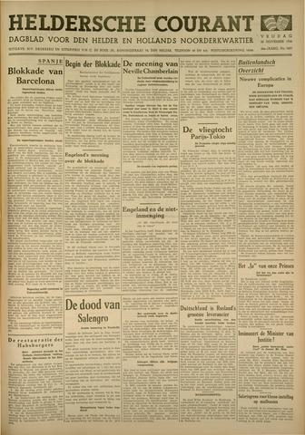 Heldersche Courant 1936-11-20