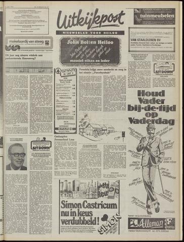 Uitkijkpost : nieuwsblad voor Heiloo e.o. 1978-06-14