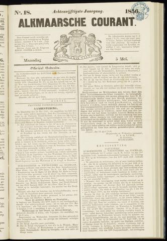 Alkmaarsche Courant 1856-05-05