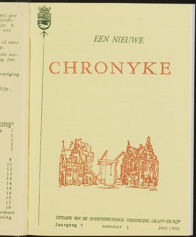 Een Nieuwe Chronyke van het Schermereiland 1990-06-01