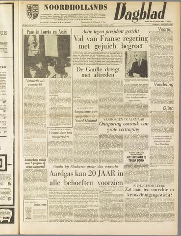Noordhollands Dagblad : dagblad voor Alkmaar en omgeving 1962-10-05