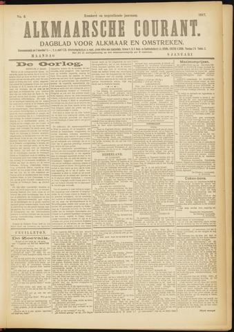 Alkmaarsche Courant 1917-01-08