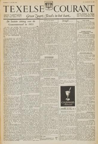 Texelsche Courant 1955