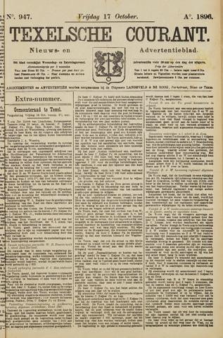 Texelsche Courant 1896-10-17