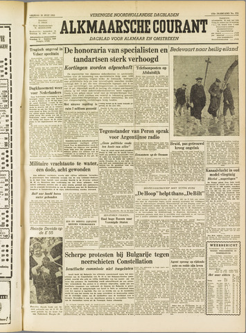 Alkmaarsche Courant 1955-07-29