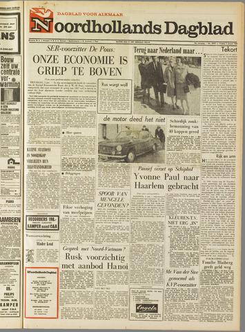 Noordhollands Dagblad : dagblad voor Alkmaar en omgeving 1968-01-05