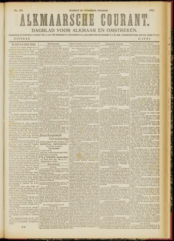 Alkmaarsche Courant 1918-06-11